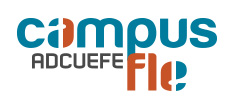 Logo de ADCUEFE / CAMPUS FLE