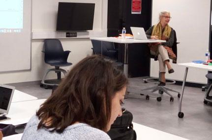 Formation à l'Université d'Angers